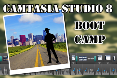 Camtasia Studio 8 Boot Camp