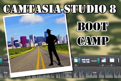 Camtasia Studio 8 Boot Camp