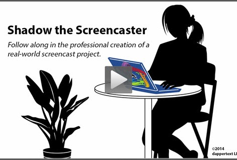 Shadow the Screencaster