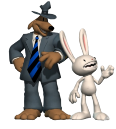 Sam & Max - screencast narration